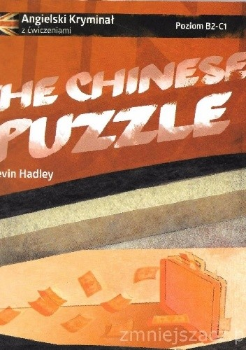 Okładka książki The Chinese Puzzle Kevin Hadley