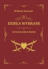 Okładka książki Dzieła Wybrane William Shakespeare
