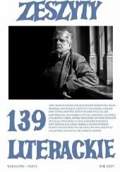 Okładka książki Zeszyty Literackie nr 139 (3/2017) Redakcja kwartaln. Zeszyty Literackie