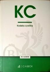 Okładka książki Kodeks cywilny Ustawodawca