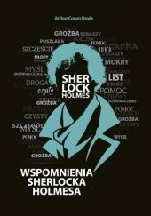 Okładka książki Wspomnienia Sherlocka Holmesa Arthur Conan Doyle