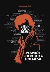 Okładka książki Powrót Sherlocka Holmesa Arthur Conan Doyle
