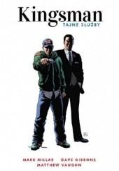 Okładka książki Kingsman. Tajne służby Dave Gibbons,Mark Millar