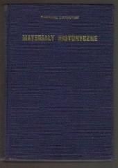 Okładka książki Materiały historyczne Kazimierz Sosnkowski