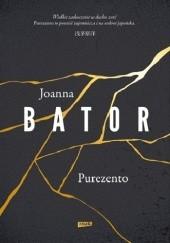 Okładka książki Purezento Joanna Bator