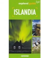 Okładka książki Islandia Justyna Bajer