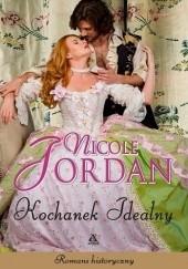 Okładka książki Kochanek idealny Nicole Jordan