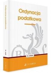 Okładka książki Ordynacja podatkowa Ustawodawca