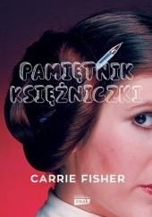 Okładka książki Pamiętnik księżniczki Carrie Fisher