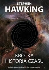 Okładka książki Krótka historia czasu. Od Wielkiego Wybuchu do czarnych dziur Stephen Hawking
