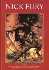 Okładka książki Nick Fury: Sierżant Fury i jego Wyjący Komandosi / Tajni Wojownicy Stan Lee,Jack Kirby,Stefano Caselli,Jonathan Hickman
