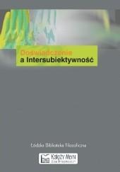 Okładka książki Doświadczenie a intersubiektywność - monografia pokonferencyjna