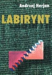 Okładka książki Labirynt Andrzej Herjan