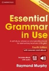 Okładka książki Essential Grammar in Use Raymond Murphy