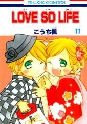 Okładka książki Love So Life, Tom 11