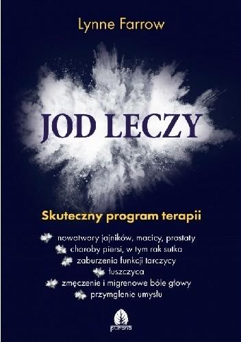 Okładka książki Jod leczy Lynn Farrow