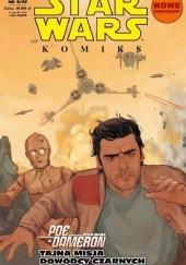 Okładka książki Star Wars komiks 5/2017 - Tajna misja dowódcy czarnych Charles Soule,Phil Noto