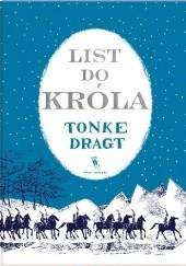 Okładka książki List do króla Tonke Dragt