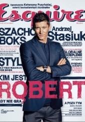 Okładka książki Esquire Polska (nr 4, wrzesień/październik 2015) praca zbiorowa,Katarzyna Puzyńska