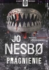 Okładka książki Pragnienie Jo Nesbø