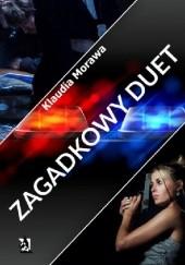 Okładka książki Zagadkowy duet Klaudia Morawa