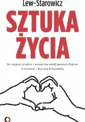 Okładka książki Sztuka życia Zbigniew Lew-Starowicz