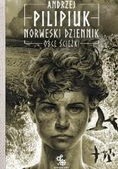 Okładka książki Norweski dziennik. Obce ścieżki Andrzej Pilipiuk