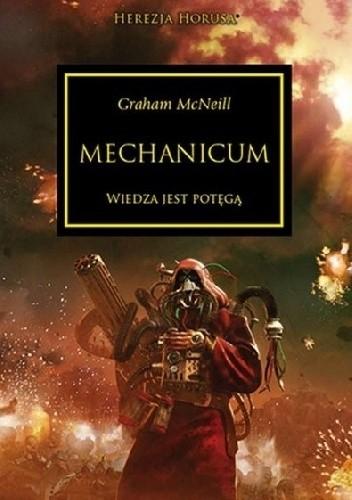 Okładka książki Mechanicum Graham McNeill