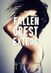 Okładka książki Fallen Crest Extras Tijan Meyer