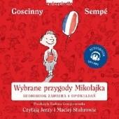 Okładka książki Wybrane przygody Mikołajka Jean-Jacques Sempé,René Goscinny