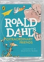 Okładka książki Extraordinary Friends Roald Dahl