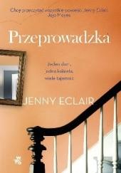 Okładka książki Przeprowadzka Jenny Eclair