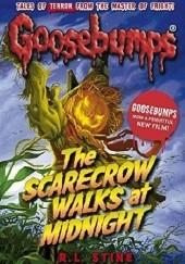 Okładka książki The Scarecrow Walks at Midnight R. L. Stine