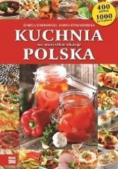 Okładka książki Kuchnia polska na wszystkie okazje Hanna Szymanderska,Izabela Jesiołowska