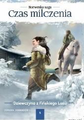 Okładka książki Dziewczyna z Fińskiego lasu Jorunn Johansen