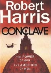 Okładka książki Conclave Robert Harris