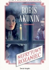 Okładka książki Nefrytowy różaniec Boris Akunin