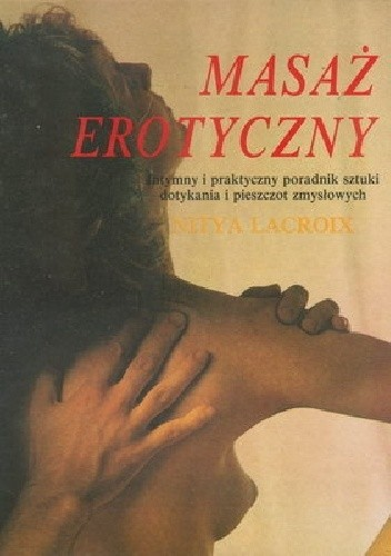 Okładka książki Masaż erotyczny