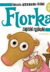 Okładka książki Florka. Zapiski ryjówki Roksana Jędrzejewska-Wróbel