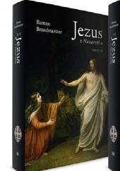 Okładka książki Jezus z Nazarethu. Tom I-II Roman Brandstaetter