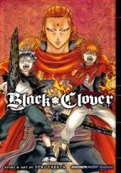 Okładka książki Black Clover #4 Yuki Tabata