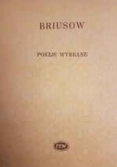 Okładka książki Poezje wybrane Walery Briusow