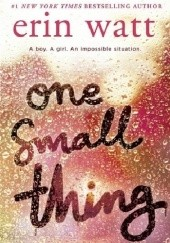 Okładka książki One Small Thing Erin Watt
