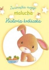 Okładka książki Zwierzątka mojego malucha. Historia króliczka