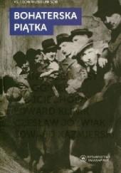 Okładka książki Bohaterska Piątka ks. Leon Musielak SDB