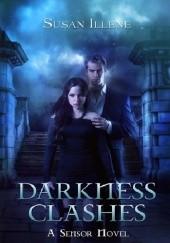 Okładka książki Darkness Clashes