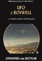 Okładka książki UFO z Roswell Johannes von Buttlar