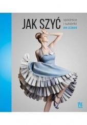 Okładka książki Jak szyć spódnice i sukienki Jan Leśniak