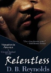 Okładka książki Relentless D.B. Reynolds
