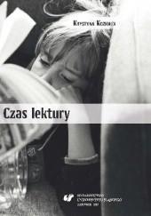 Okładka książki Czas lektury Krystyna Koziołek